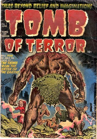 Tomb of Terror #1