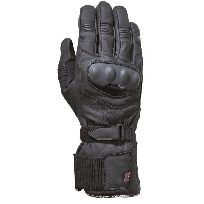 IXON Gant de moto Pro Shift – Noir