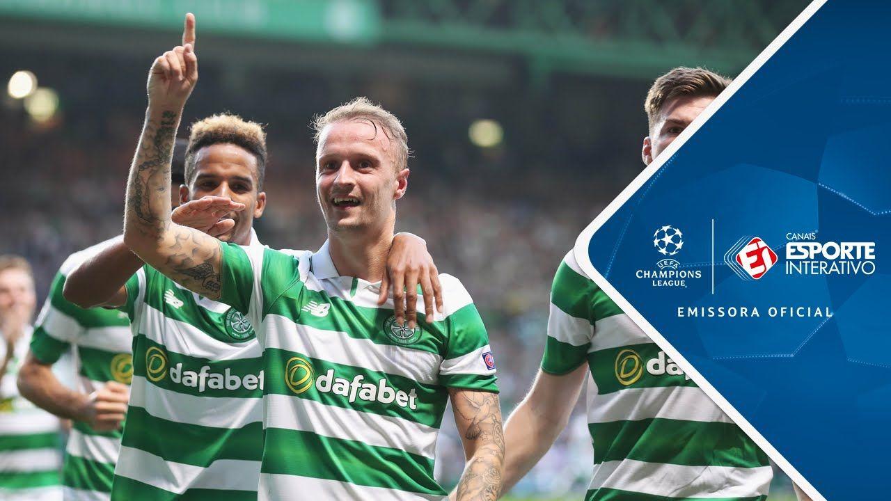 Melhores Momentos - Celtic 5 x 2 Hapoel Beer Sheva - Champions League (1...