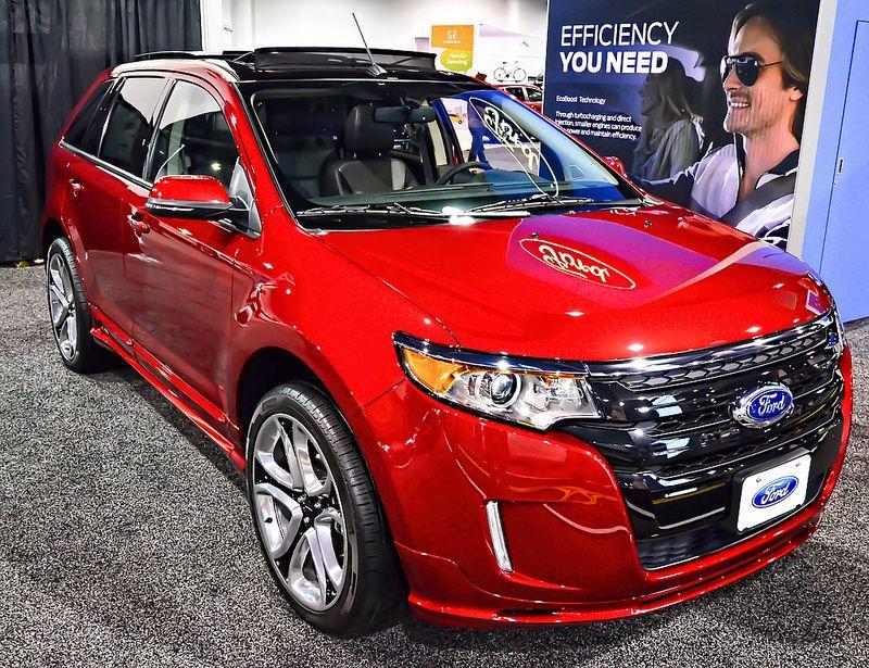 Ford 2015 Edge Ford Edge Ford 2015 Ford Edge Sport