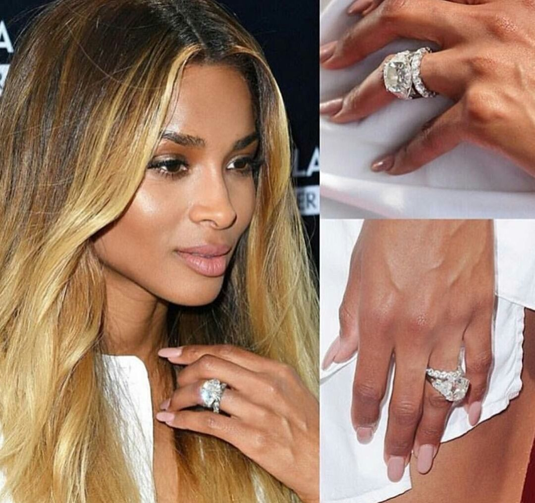 Image Result For Ciara Wedding Ring