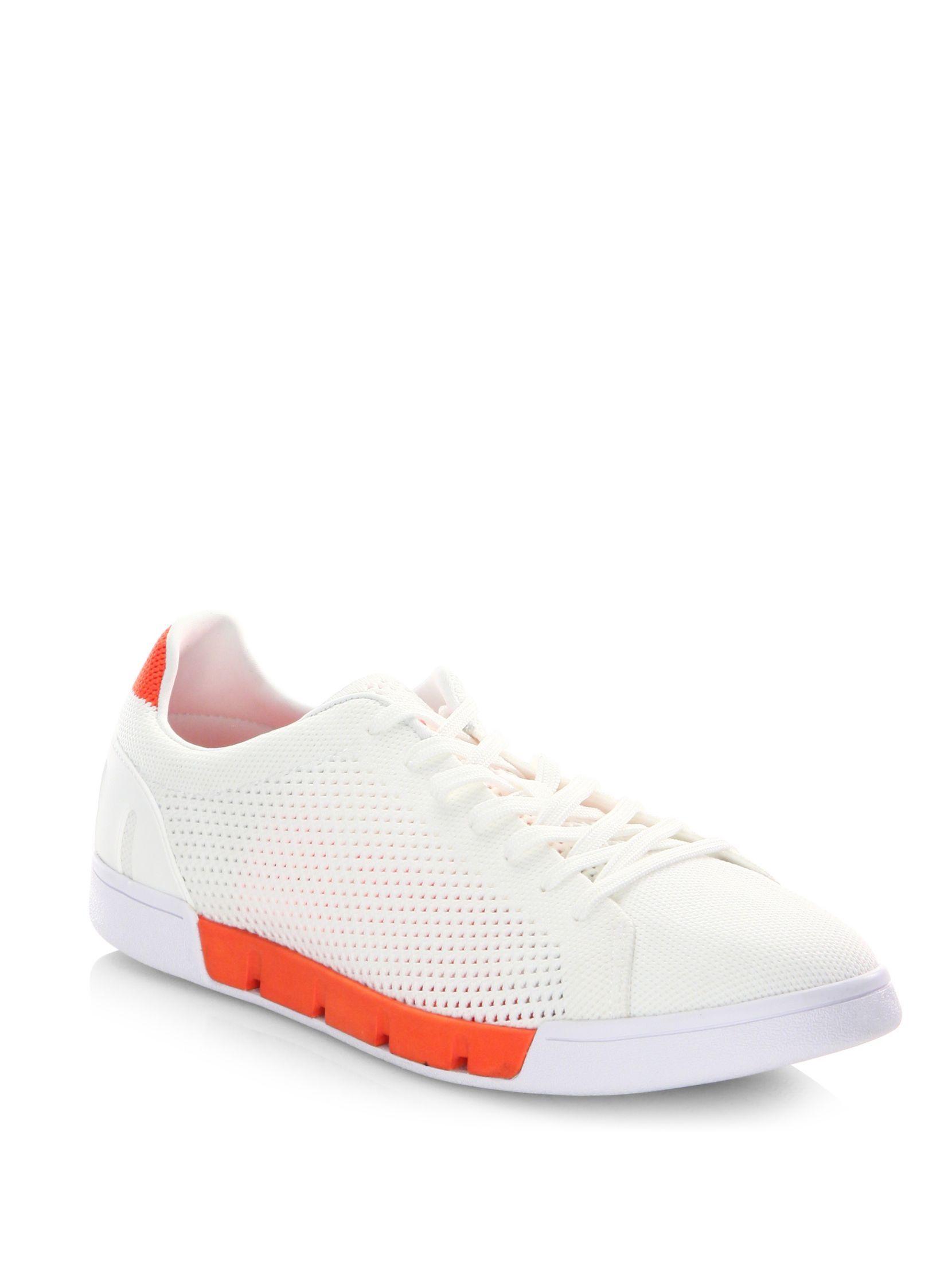 a5f3d3676952 Swims Breeze Tennis Knit Sneakers
