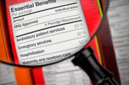 Obamacare's essential health benefits   Newborn care ...