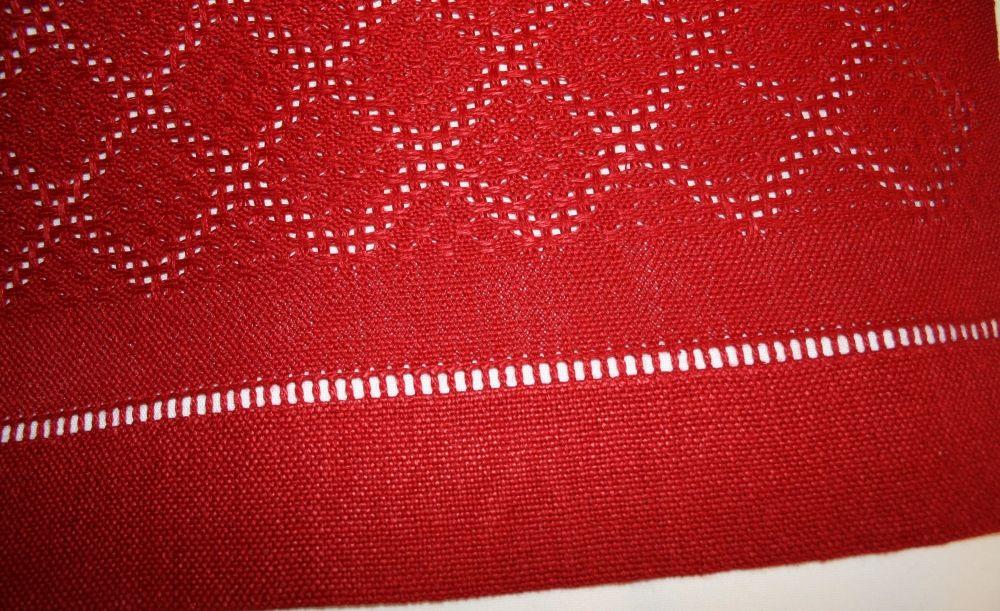 close up detail of hem stitching | Weaving Inspiration | Pinterest ...