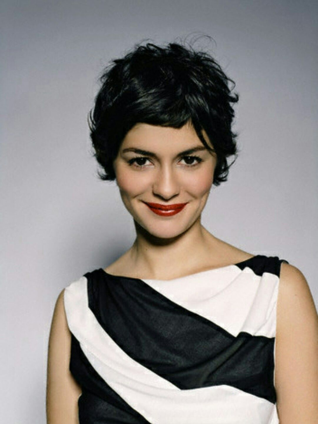 Audrey Tautou Curly Hair Styles Short Hair Styles Curly Hair Styles Naturally