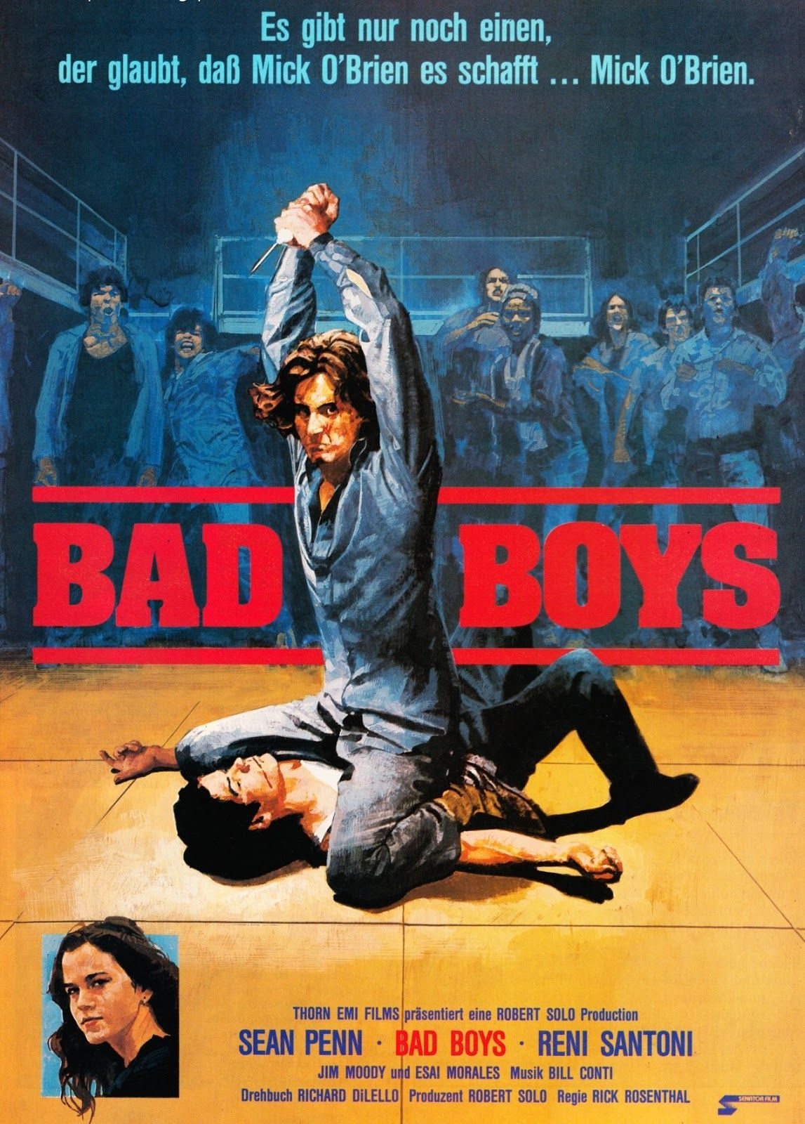 Bad Boys 1983 80s Movie Posters Movie Posters