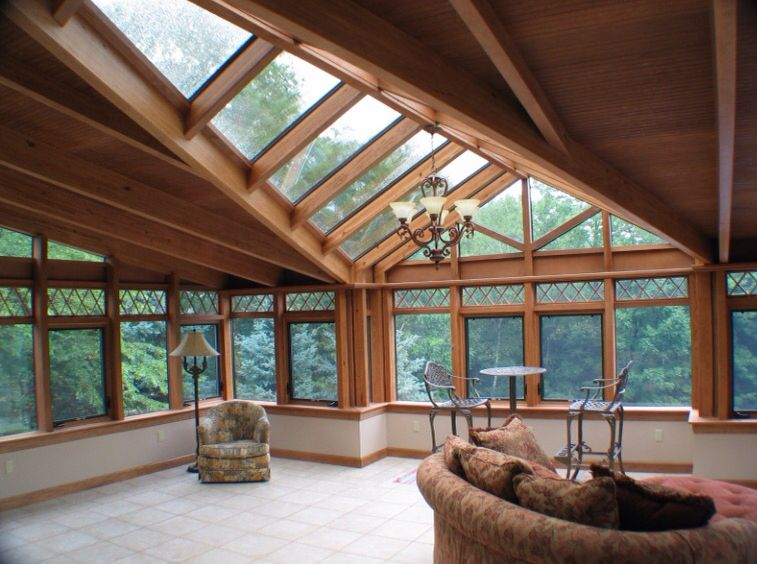 Love the windows and skylights | future home | Pinterest | Skylight ...