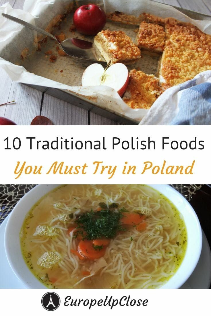 Photo of Traditional Polish Food Dishes You Must Try When You Visit Poland