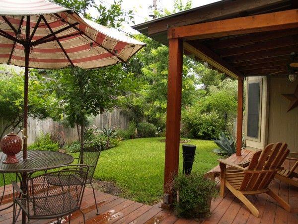 Backyard Transformation On A Budget Patio Lanterns