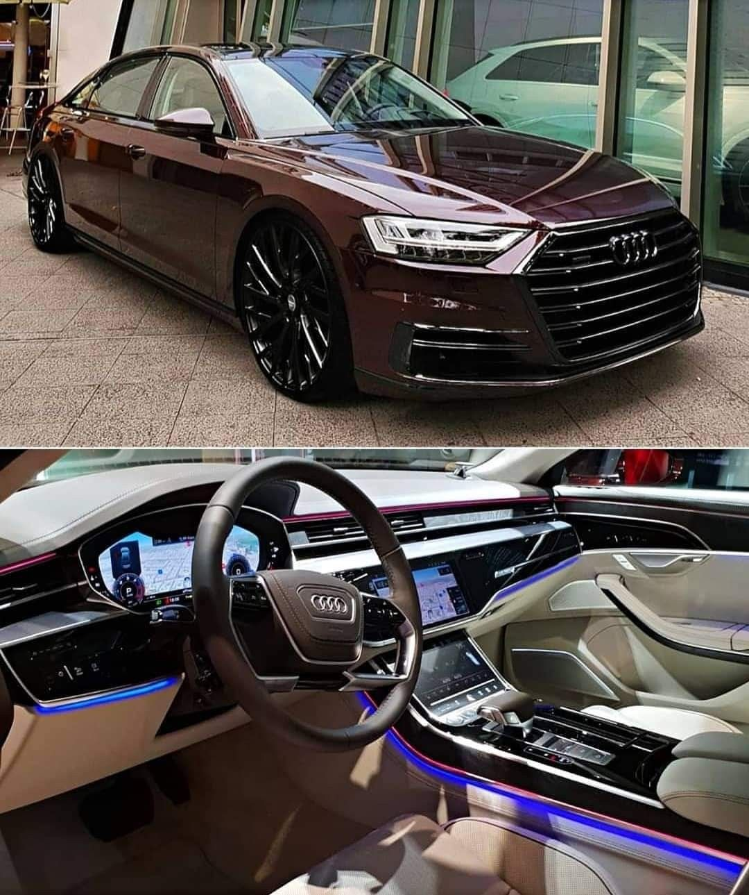 Luxury New Cars: Pin By K. AZ On Audi A8 / S8