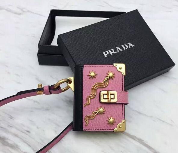Prada Cahier Wallet