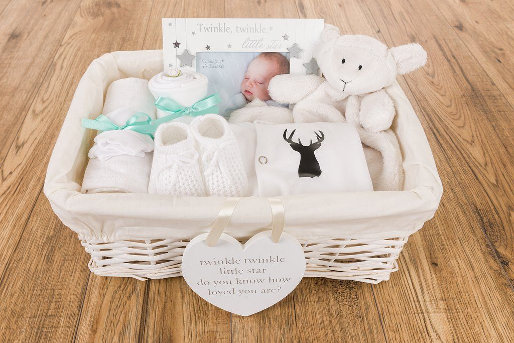 Scottish Baby Gift Basket Baby Gift Hampers Baby Hamper New Baby Products