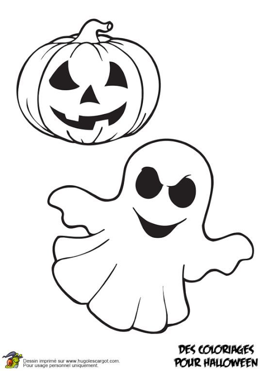 Coloriage Fantome Et Citrouille Citrouille Coloriage Fantome Malvorlagen Halloween Malvorlagen Halloween Ausmalbilder