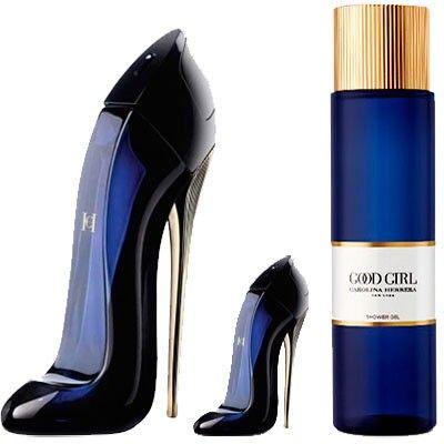 a8e66a34b8 Cofre regalo del perfume femenino Carolina Herrera Good Girl Eau de Parfum  Spray 50 ml.