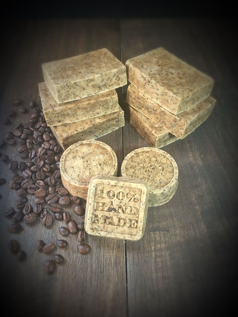kaffee seife mit peelingeffekt f r die dusche gesundheit kaffee seife kosmetik und geschenke. Black Bedroom Furniture Sets. Home Design Ideas