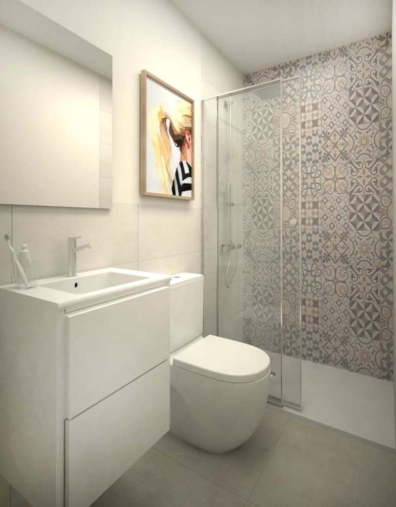 fotos de decoraci n y dise o de interiores pinterest On fotos cuartos de baños actuales