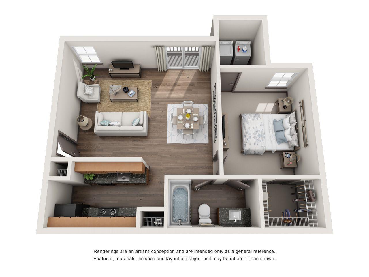 Floor Plans 1250 West Apartments In Marietta Ga Marietta