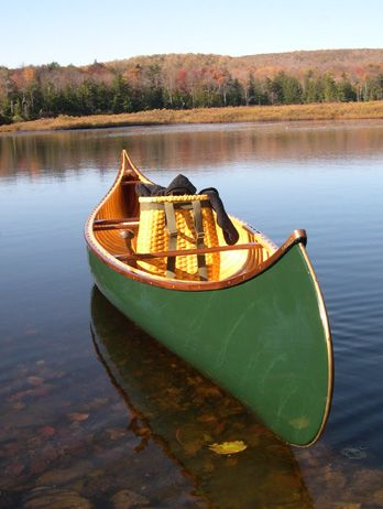 Wood And Canvas Canoe Building Restoration Repair