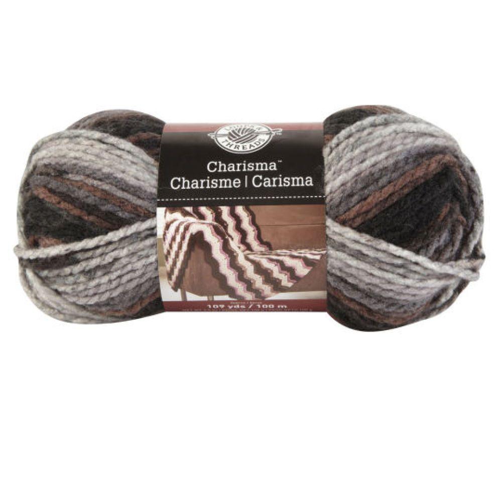 Loops & Threads® Charisma™ Yarn - for super bulky afghan | Knitting ...