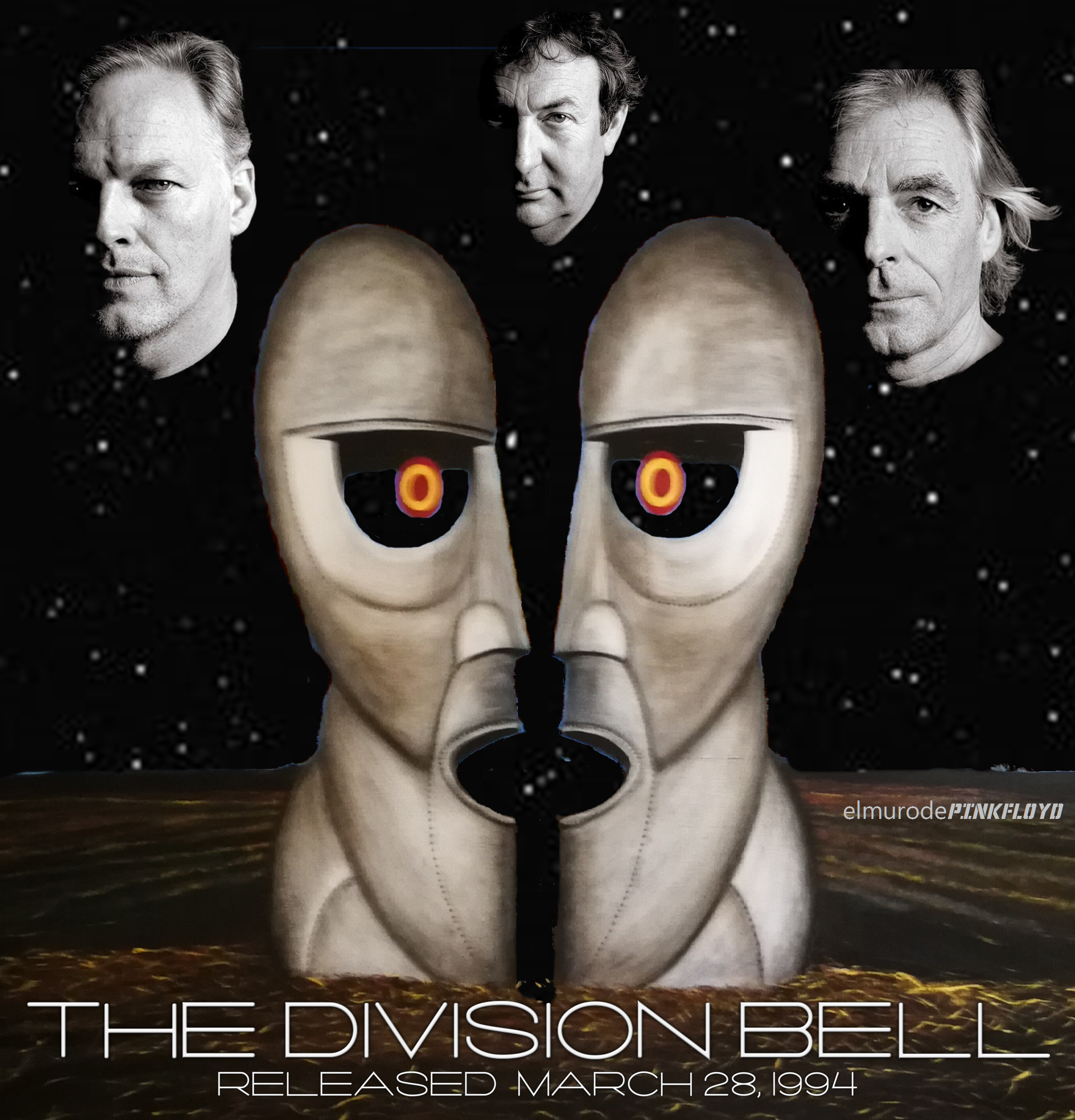The Division Bell Pink Floyd Musica