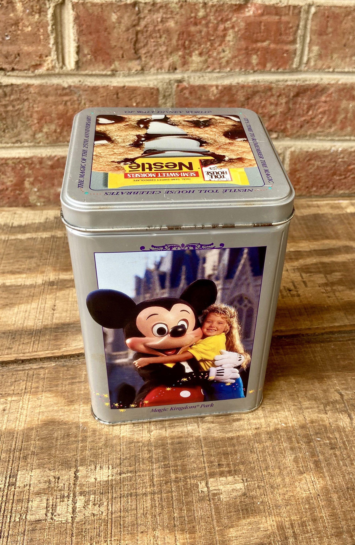 Hershey's Walt Disney World 25th Anniversary Tin. by