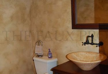 faux painting your walls venetian plaster glaze tuscan contempory finish home is wherever. Black Bedroom Furniture Sets. Home Design Ideas