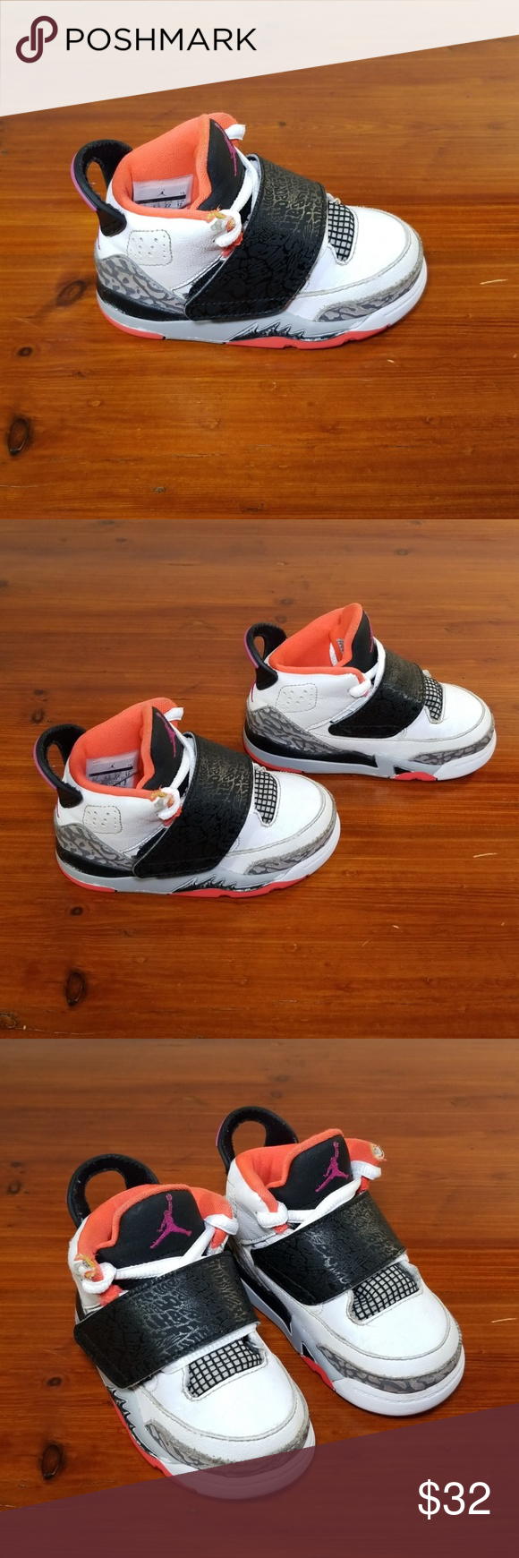 daa97f232bd Nike Air Jordan Son of Mars. Size 6C. Pre-owned, Still in Good Condition,  Some Wear. Offers Welcomed. Bundle 2 or More Items and Save ...