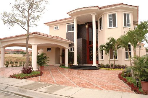 Fotos fachadas de casas modernas homes i adore - Modelos de casas de un piso bonitas ...