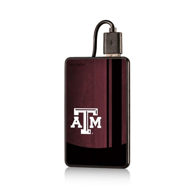 Texas A&M Aggies 2200mAh Team Stripe Portable USB Charger