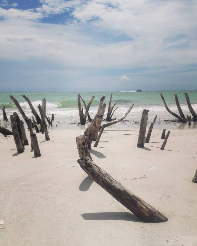 Beer Can Island - Longboat Key, Florida
