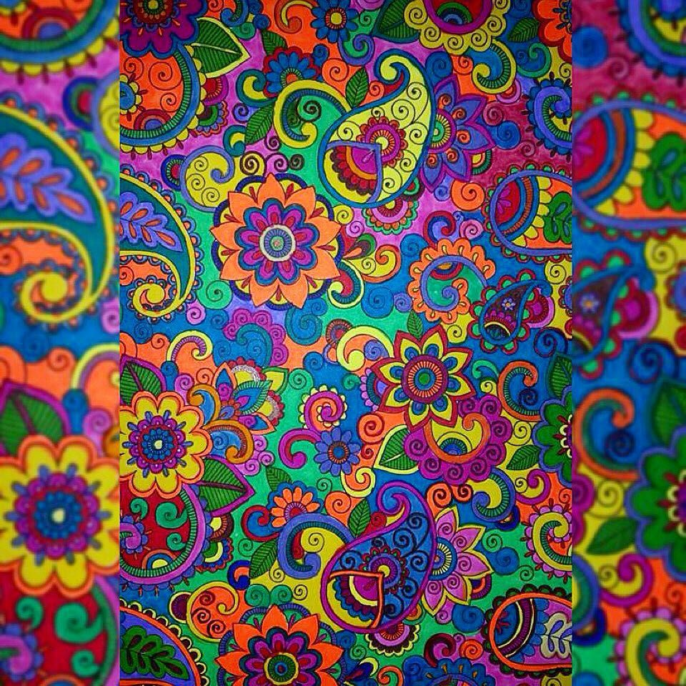 Zendoodle coloring enchanting gardens - How Do You Like The Coloring Book So Far In Case You Need Some Coloring