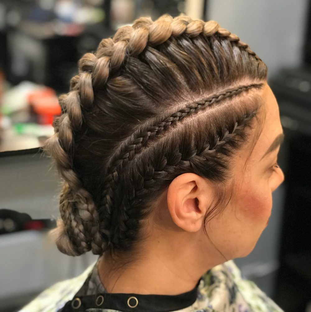 37 cute french braid hairstyles for 2019 | french braid
