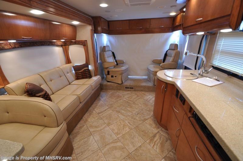 2011 monaco rv vesta luxury diesel wslide 32pbs used rv