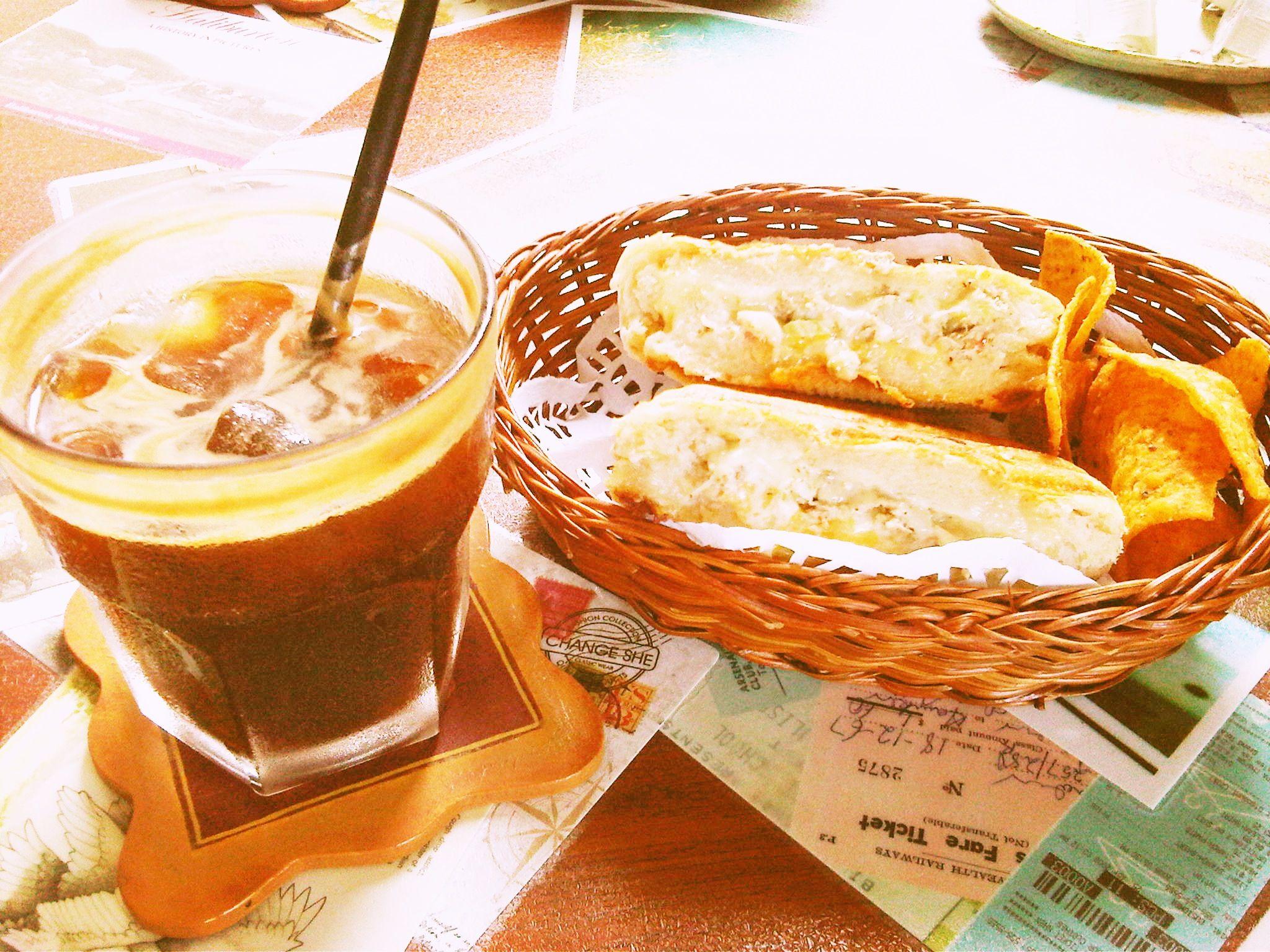 A wonderful morning with panini