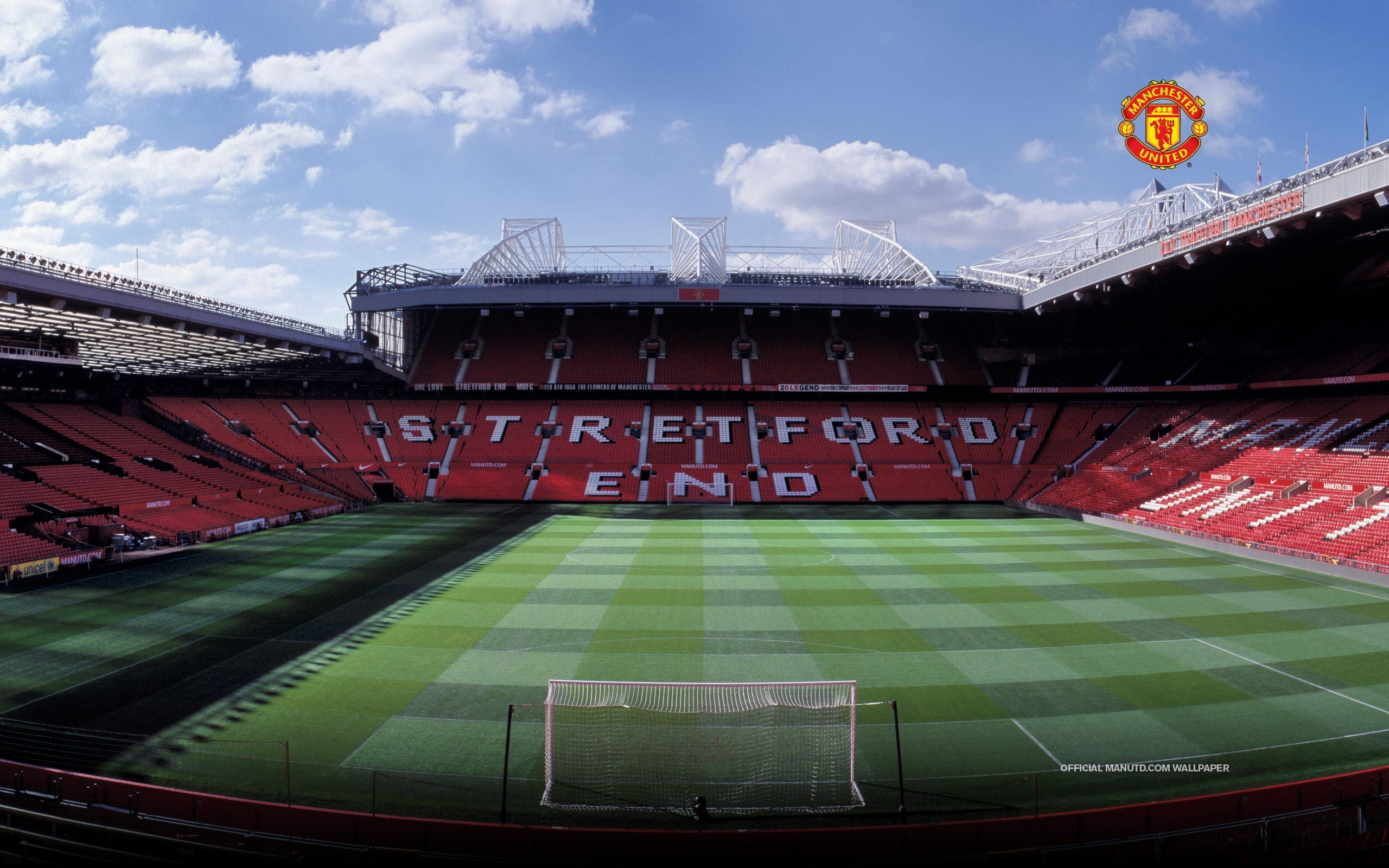 Old Trafford The Place I Always Wanted To Go Tosomeday