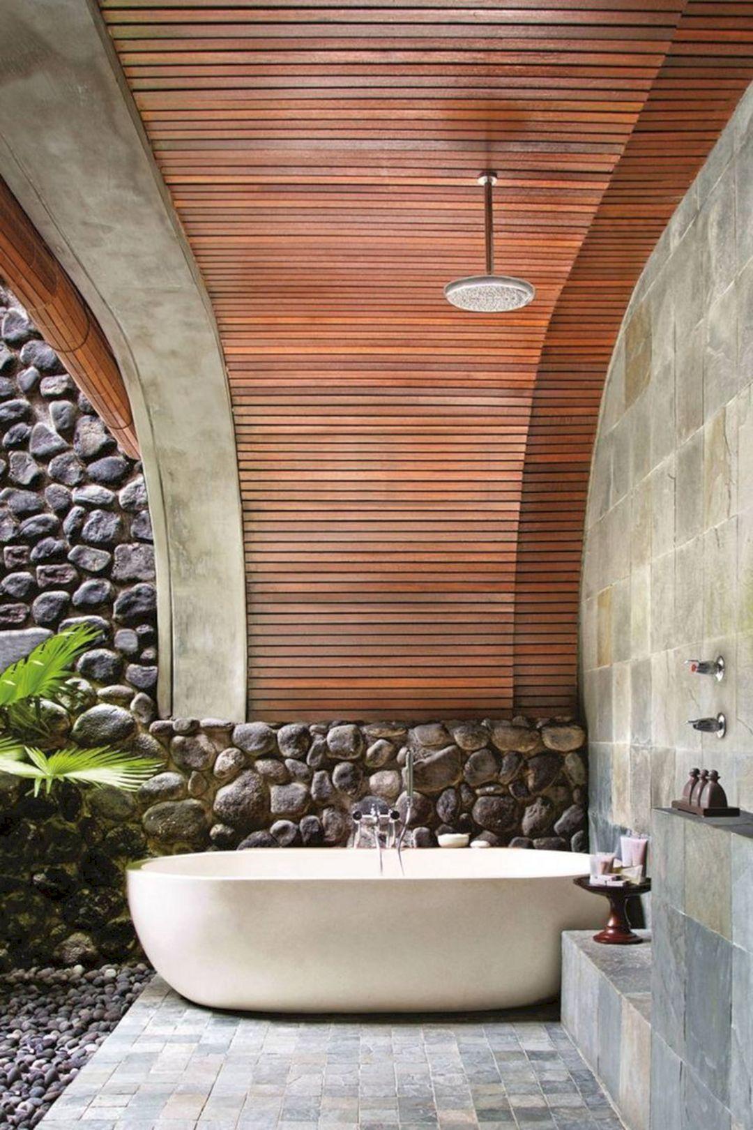 15 Best Outdoor Bathroom Design Ideas For Inspiration In 2020 Outdoor Bathroom Design Outdoor Bathrooms Outdoor Baths