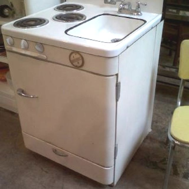 A Combo Stove, Sink U0026 Fridge. Why Canu0027t They