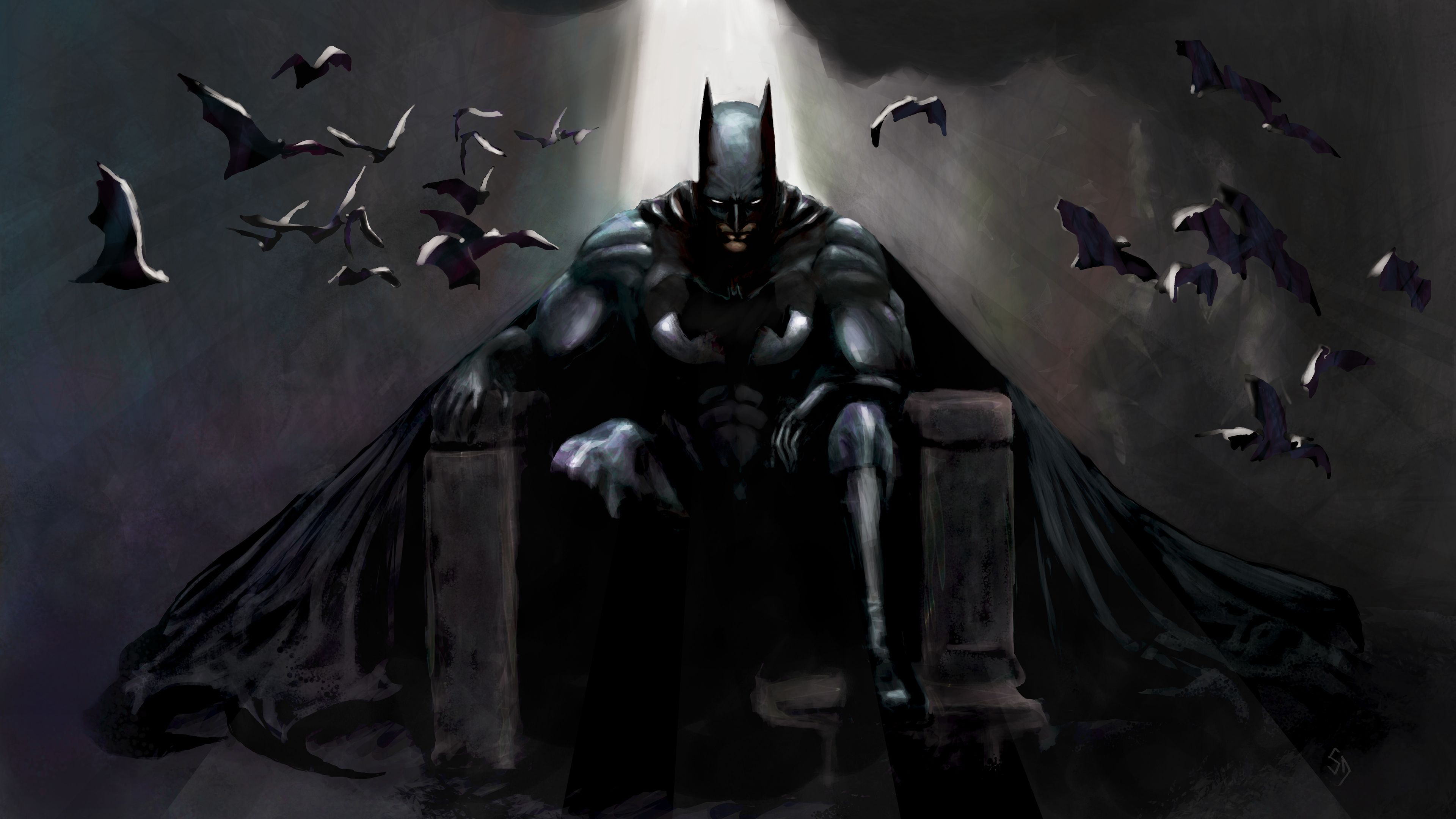 Batman Gothic Contemplation 4k Superheroes Wallpapers Hd Wallpapers Digital Art Wallpapers Deviantart Wallpapers Batma Batman Wallpaper 8k Wallpaper Batman