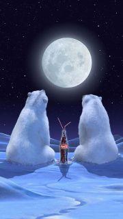 Polar Bears And Coca Cola