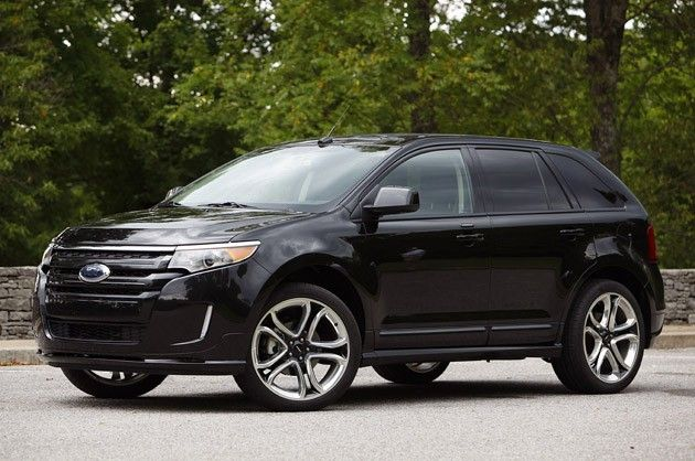 First Drive 2011 Ford Edge Ford Edge Sport Ford Edge Ford