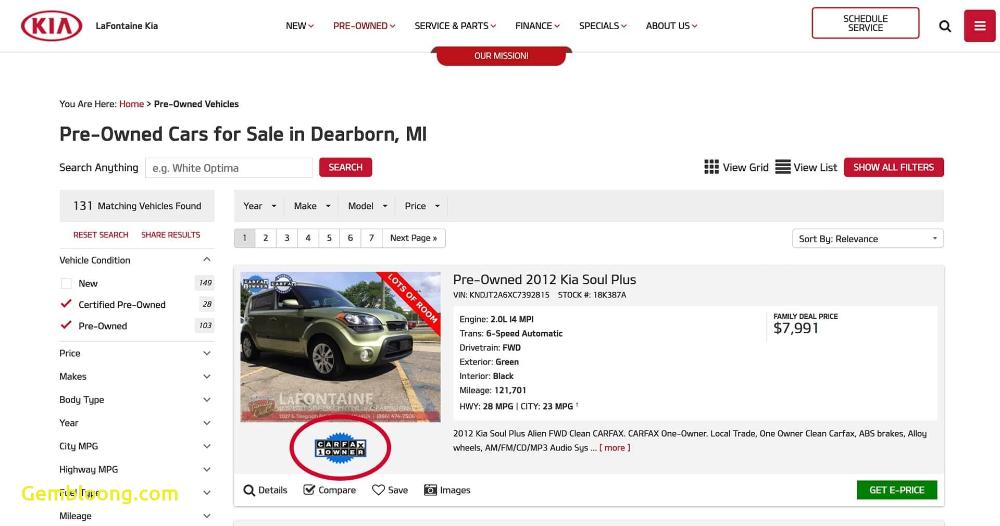 Carfax Advantage Dealership in 2020 New car smell, Cars