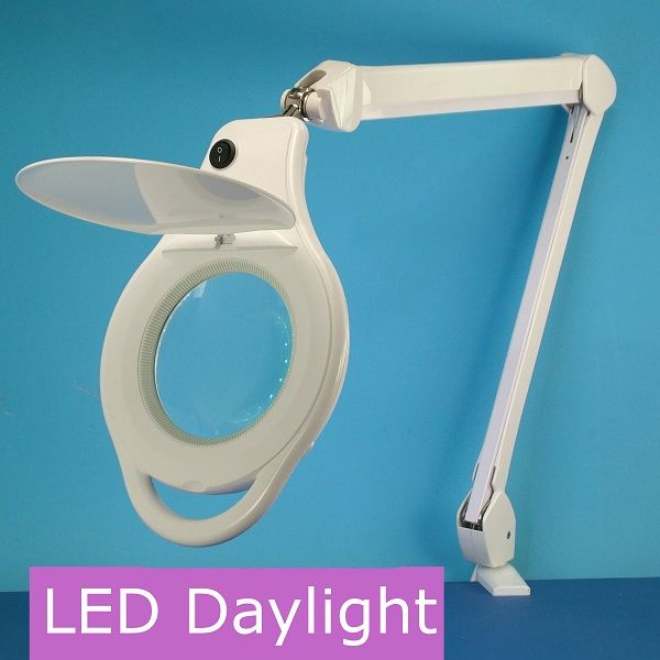 Light Craft Led Daylight Long Reach Magnifier Lamp Light Crafts