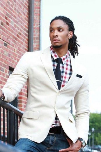Eye candy meet sexy model darryl chambers sporty chic style d contract et casual - Style decontracte chic homme ...