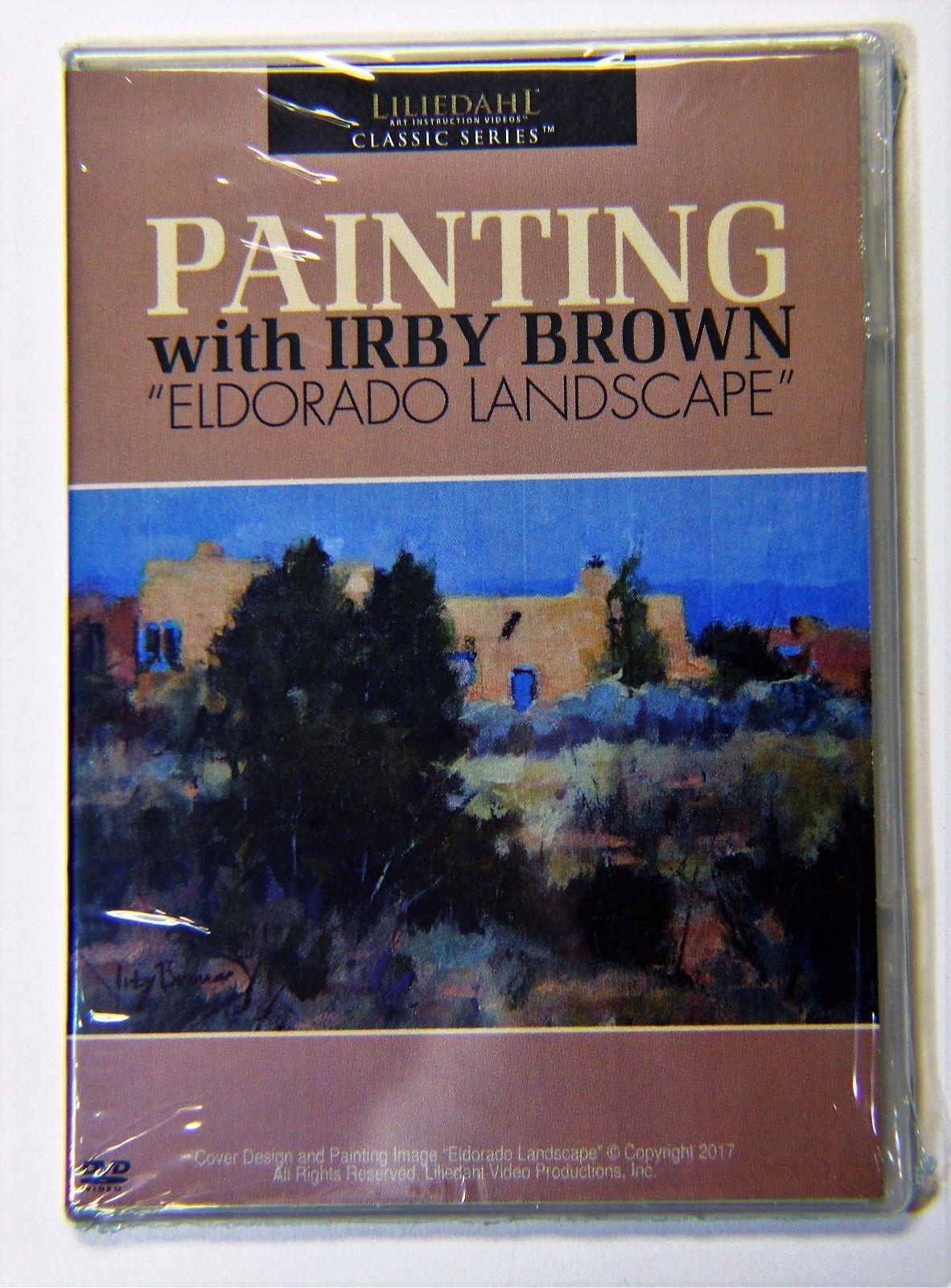 instruction books and media 160640 irby brown eldorado landscape