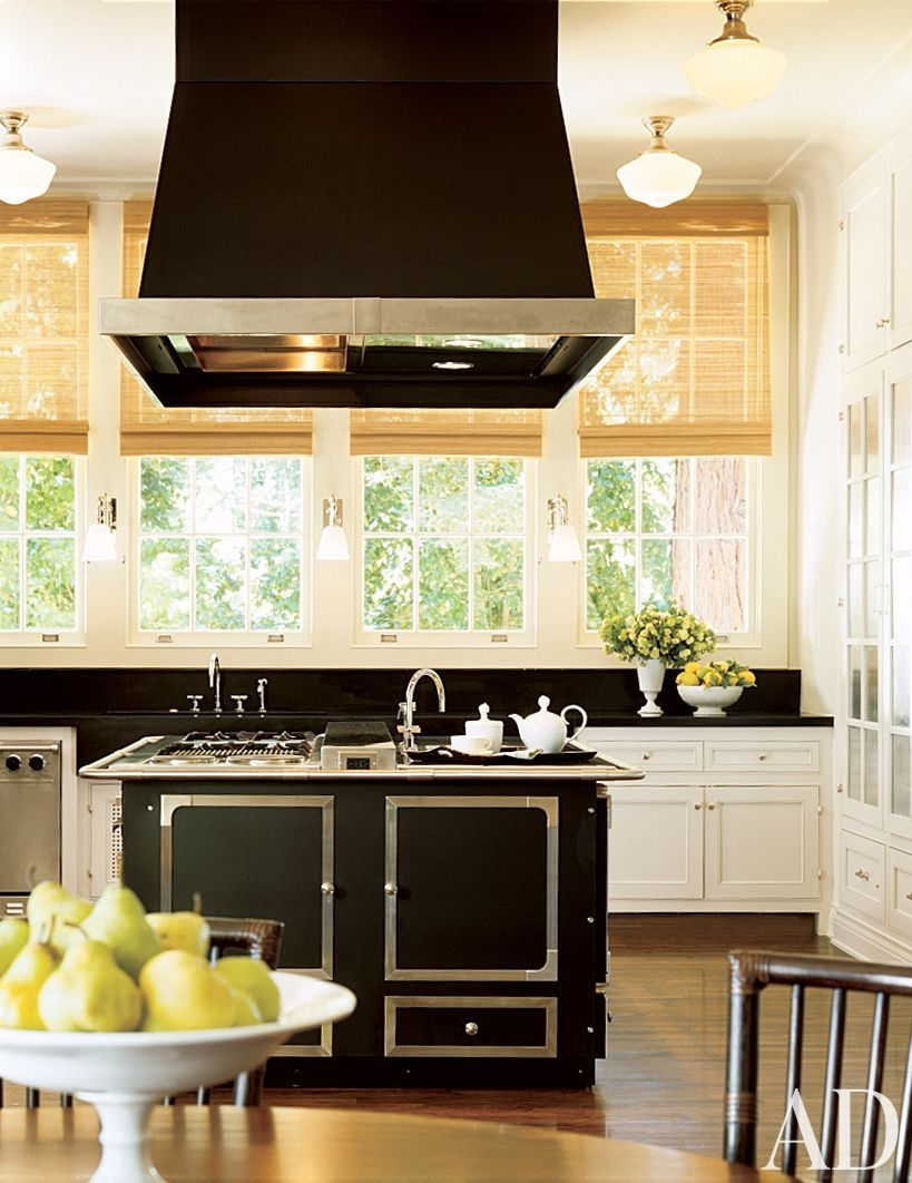 Traditional kitchen by barbara barry and albert farr in piedmont