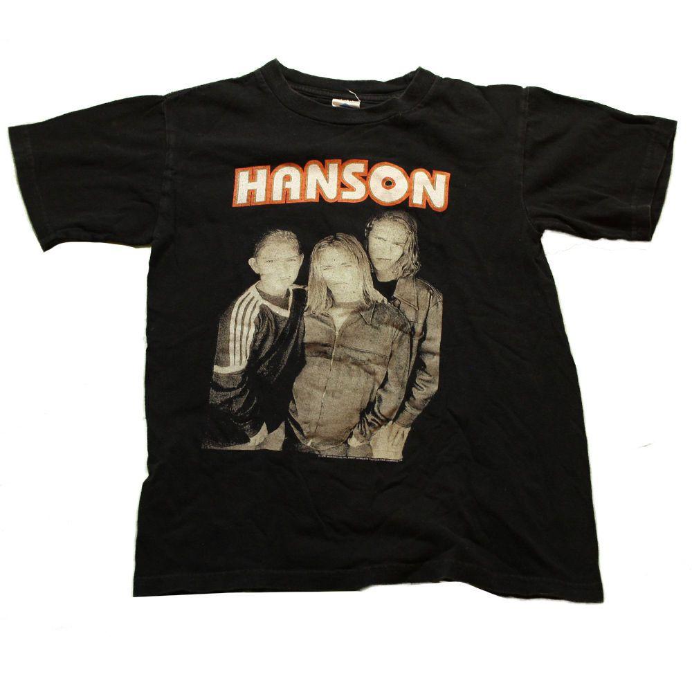 a286ba0e Hanson mmmbop 1997 T Shirt 90s Womens L Large #fashion #90sFashion #Hanson  #mmmbop #Music #90sMusic #PopMusic #vintage