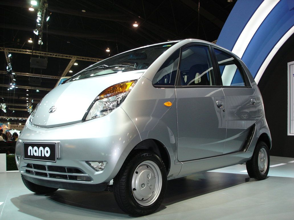 Tata nano the worlds cheapest car