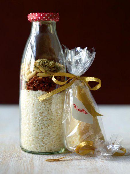 Tomaten-Thymian-Risotto - Weihnachten Geschenke aus der Küche - 2 - geschenke aus der küche weihnachten