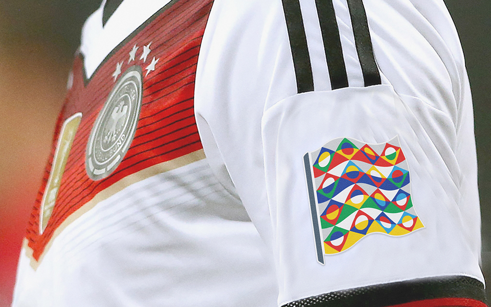 Uefa Nations League A Brand By Y R Branding ในป 2020