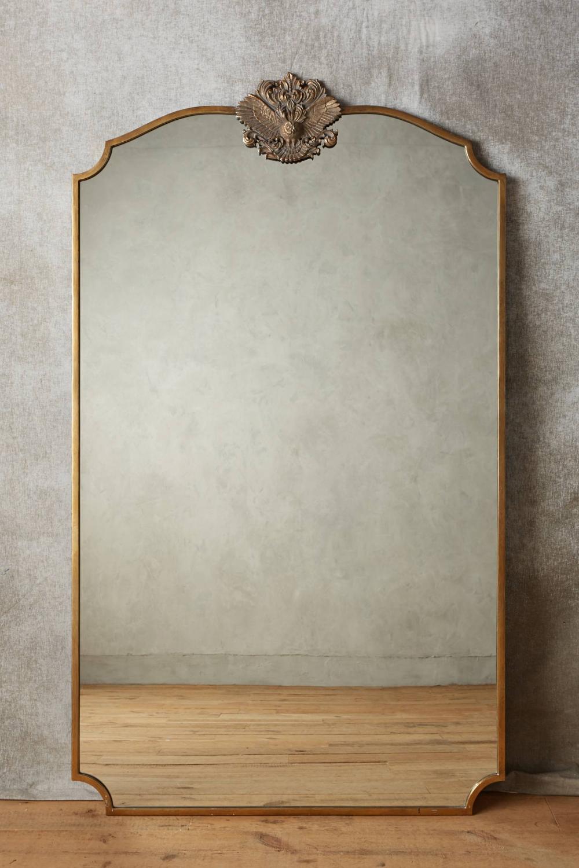 Wooded Manor Mirror In 2020 Victorian Mirror Mirror Designs Mirror Wall Decor